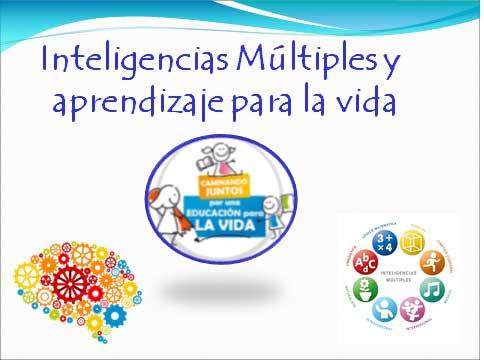 inteligencias múltiples y aprendizaje para la vida