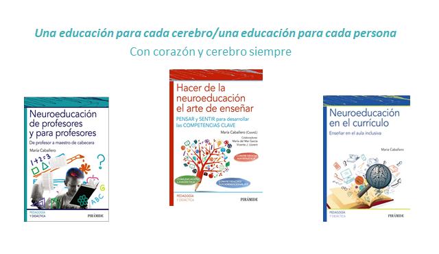 Tres libros- 3 fases-Nuevas competencias docentes con corazón y cerebro